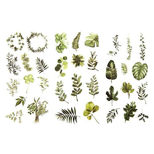 Top 10 Aufkleber Blüten – Scrapbooking-Sticker