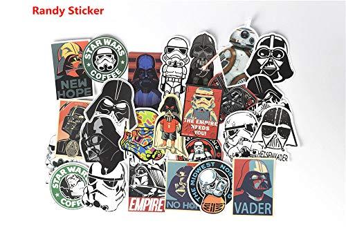 Top 9 Star Wars Aufkleber – Scrapbooking-Sticker
