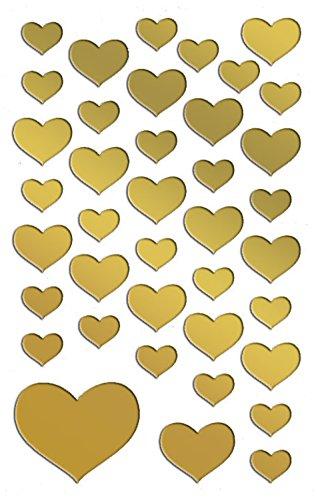 Top 10 Herz Sticker – Papeterie & Sticker