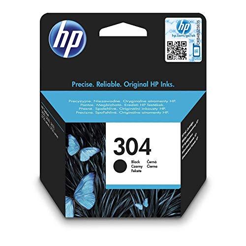 Top 8 Druckerpatronen HP 304 Schwarz – Drucker