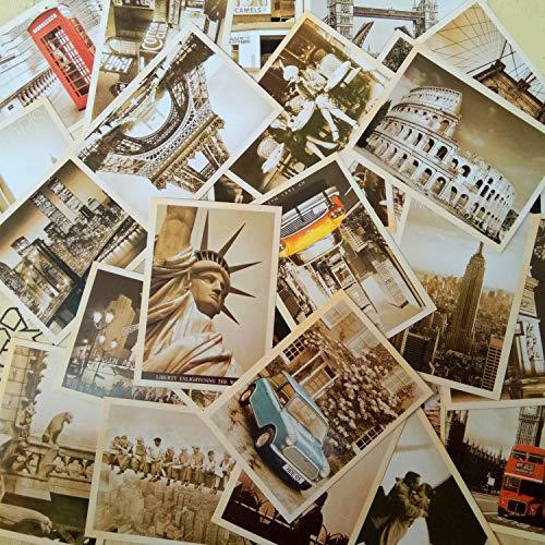 Top 6 Nostalgie Postkarten – Grußkarten