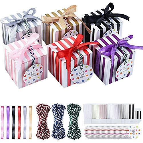 Top 10 Süßigkeiten quadratisch – Geschenkkartons